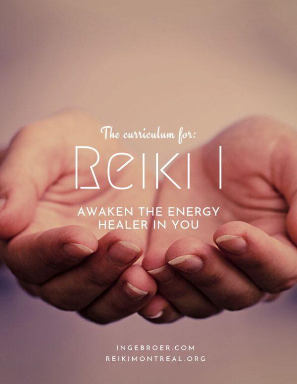 Reiki I Curriculum Image